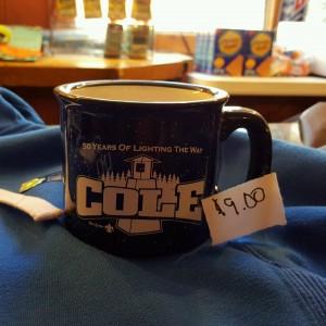 cole 50 years mug